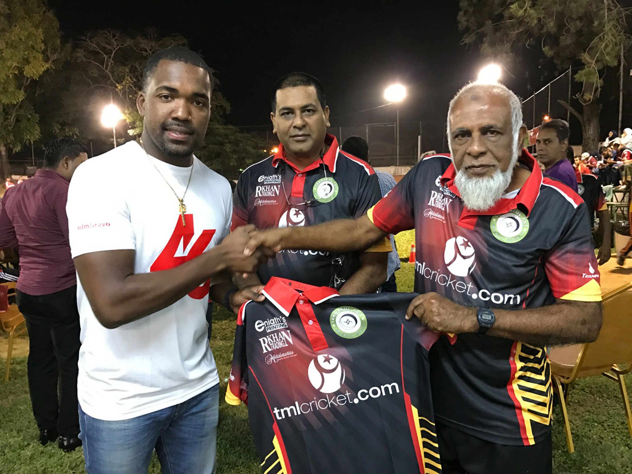 Darren Bravo and Nicholas Pooran open 2017 TML Cricket